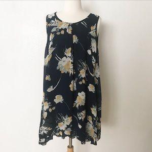 Anthropologie | Spela Floral & Lace Dress